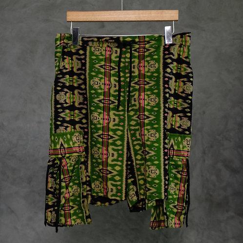 O-SBPT01  I  Short Big Pockets Trousers