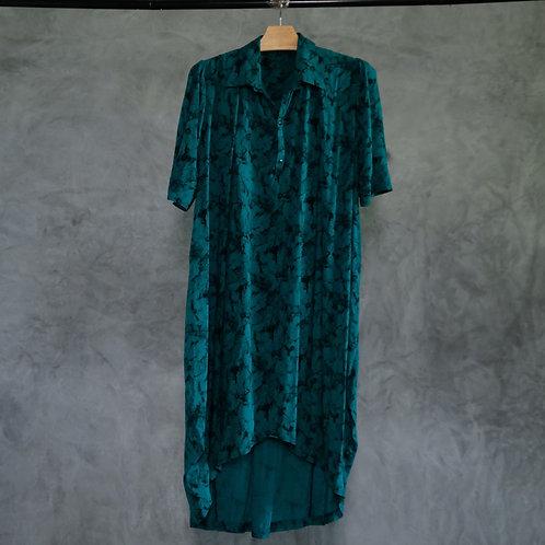 O-SLD10  I  Shirt Long Dress