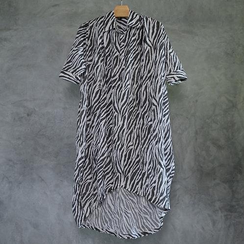 O-SLD12  I   Shirt Long Dress