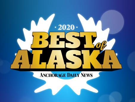 Alaska Dance Theatre wins Best Dance Studio in Alaska!