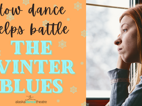 How Dance Helps Battle the Winter Blues