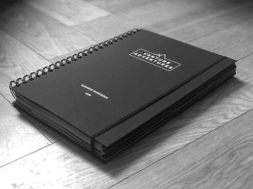 Venture Adventures Business Workbook 2020