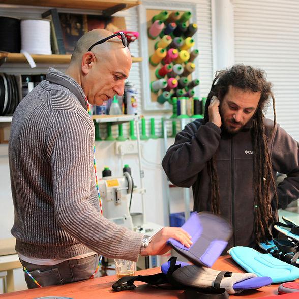 Lidor Yaish Helek studio