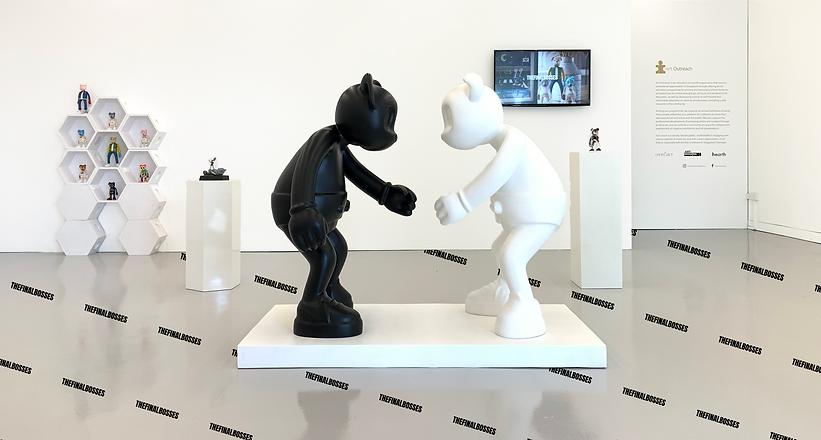 Designer Art Toys Exhibition