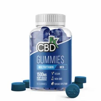 Multivitamin CBD Gummies For Men