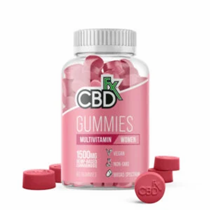 Multivitamin CBD Gummies For Women