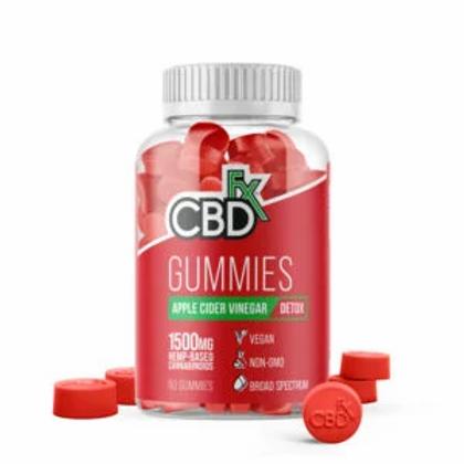 CBD Gummies with Apple Cider Vinegar 1500mg