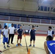 Trening kamp Beograd