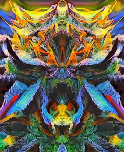 Predatory Wall Tapestry