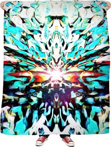 Star Screams Wall Tapestry