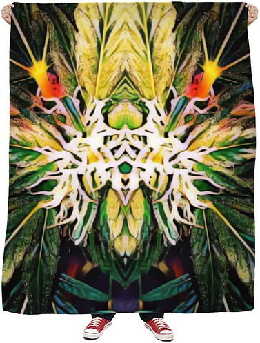 Chronic Leaf Wall Tapestry