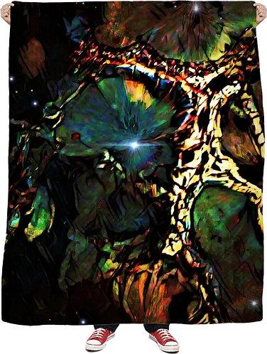 Galactic Boneyard Wall Tapestry