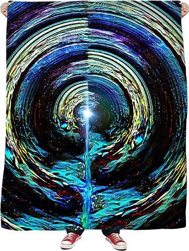 Galactic Spring Wall Tapestry