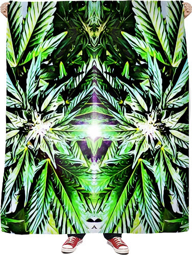 THC Wall Tapestry