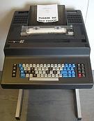 Modern Telex Machine
