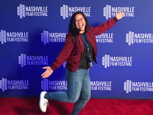 Attending the Nashville Film Festival!