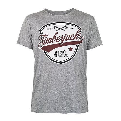 T-Shirt Cant Fake Man Grey