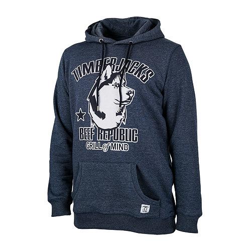 Hoodie Husky Navy