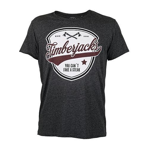 T-Shirt Cant Fake Man Charcoal