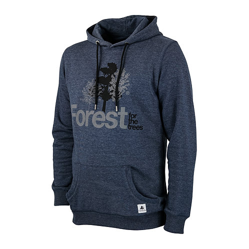 Hoodie Forest for the trees Navy