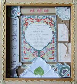 """WEDDING ART BOX"""