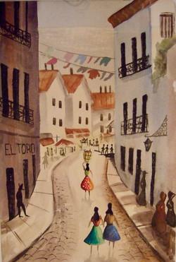 """SPANISH STREET"""