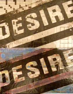 """DESIRE STREETCAR SIGN"""
