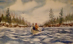 """CANOE TRIP"""