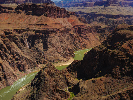 Bright Angel Trail to Plateau Point