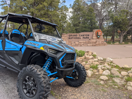 Introducing Grand Canyon Rentals Adventures
