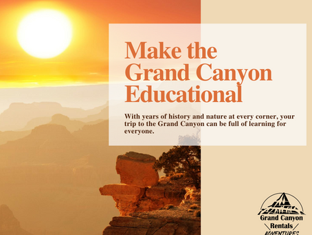 Make the Grand Canyon Educational