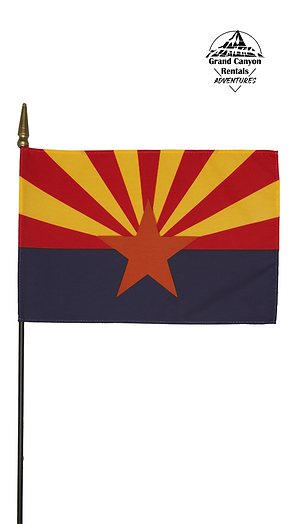 Arizona State Flag, Mobile Wallpaper.png