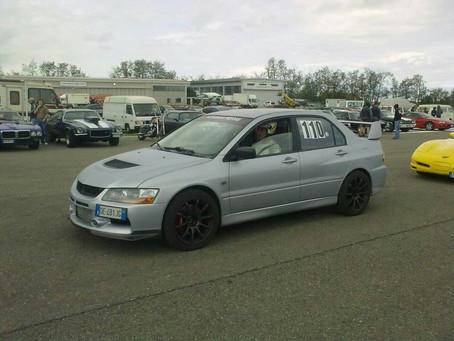 Mitsubishi Lancer Evolution 1000 cv