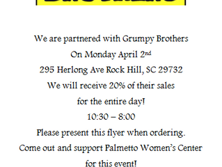 Join Us at Grumpy Brothers!