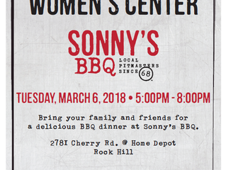 Join Us at Sonny's BBQ!