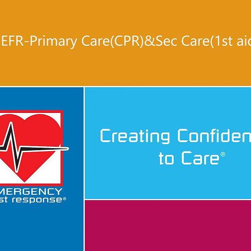 EFR Emergancy First Respone