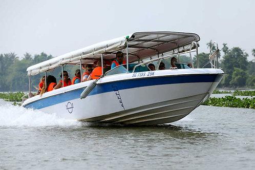 包船(碼頭<->Sabang碼頭)單程