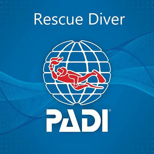 Rescue Diver 救援潛水員課程