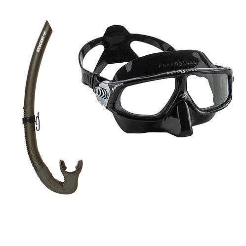 Free Dive Mask+Snorkel