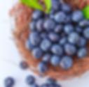 Recette Tisane Minceur glacées - Myrtille - Framboise - mûre