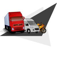 Distintos tipos de veículos