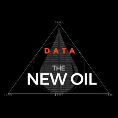 "Data - The New Oil | (Dado - O novo ""Petróleo"")"