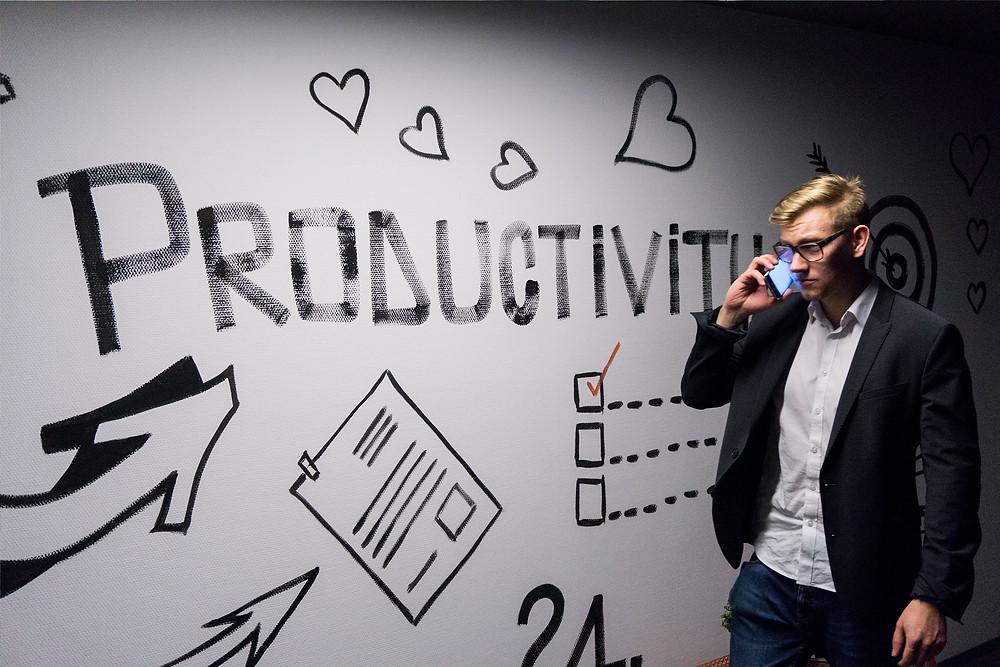 Aumentar a Produtividade em gestão de Território