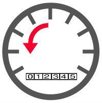 Redução de quilometragem