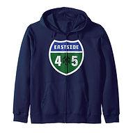 405 Logo - Cascadian - Zip Up Hoodie.jpg