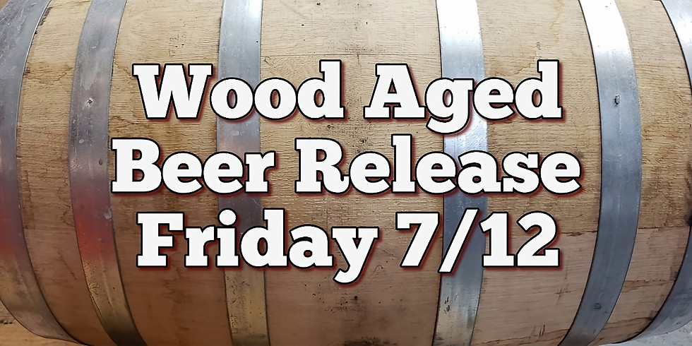 Wood Aged Beer Release