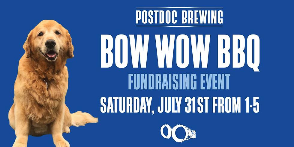 3rd Annual Bow Wow BBQ
