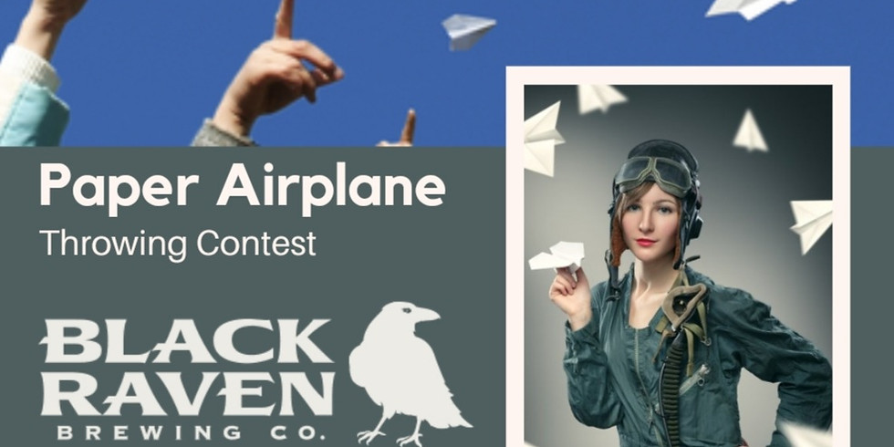 Paper Airplane Throwing Contest