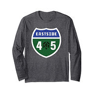405 Logo - Cascadian - Long Sleeve Shirt