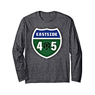 405 Logo - Cascadian - Long Sleeve Shirt